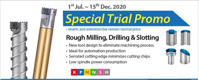 Special trial promo