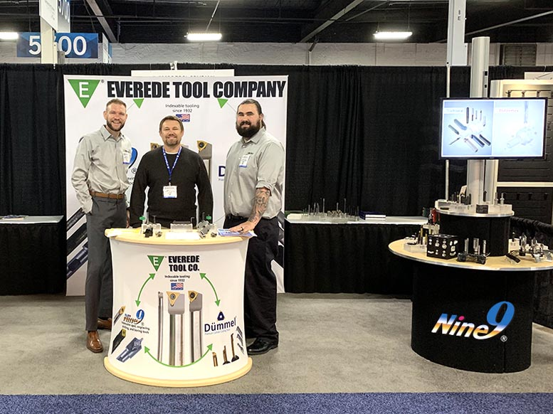 Nine9 in eastec 2019 U.S.A. by EVEREDE TOOL COMPANY