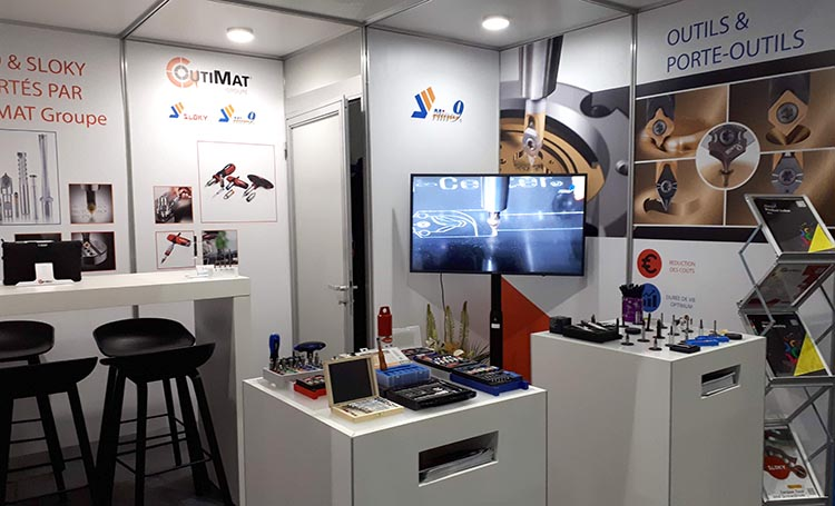 WATCHMAKING cutting tools at EPHJ - EPMT - SMT 2019