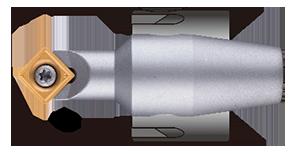 90 deg integrated spot drill