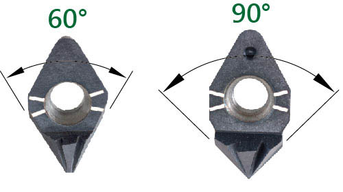 Nine9 60 and 90 degree NC Deburring and chamfering